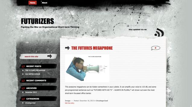futurizers website